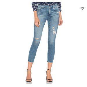 AGOLDE Sophie Crop Jeans 24